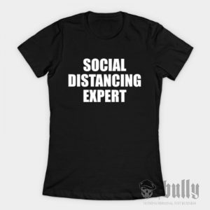 забавни-социална-дистанция-женска-тениска-були-бг-черна