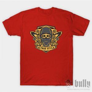ултрас-стил-тениска-були-бг-червена-ink