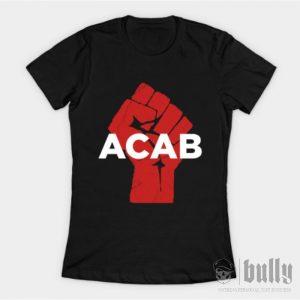 ултрас-acab-черна-женска-тениска-були-бг---ink