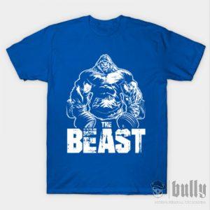 фитнес-звяр-мъжка-тениска-синя-ink