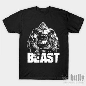 фитнес-звяр-мъжка-тениска-черна-ink
