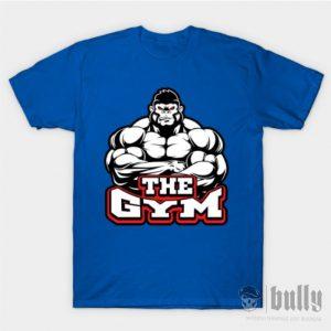 фитнес-звяр-тениска-синя-були-бг-ink
