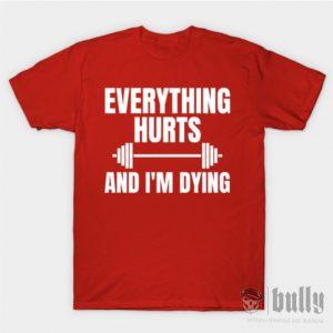 фитнес-тениска-червена-були-бг---ink