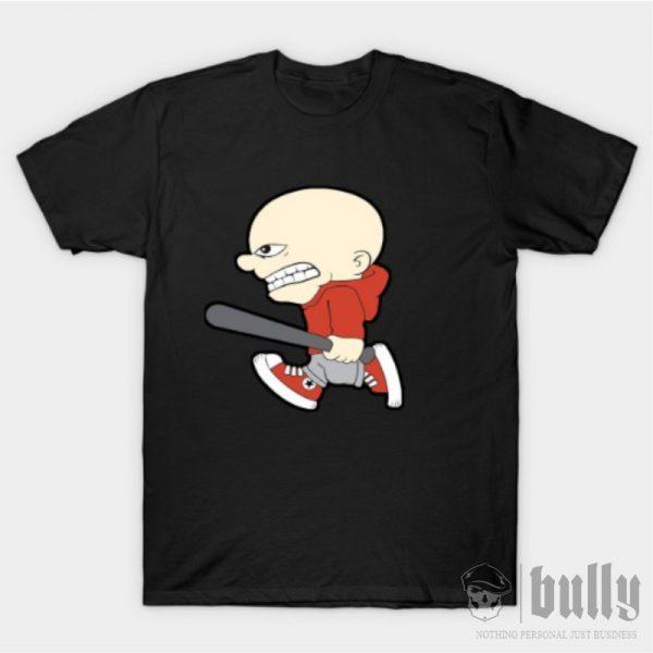 хулиган-тениска-черна-були-бг-ink