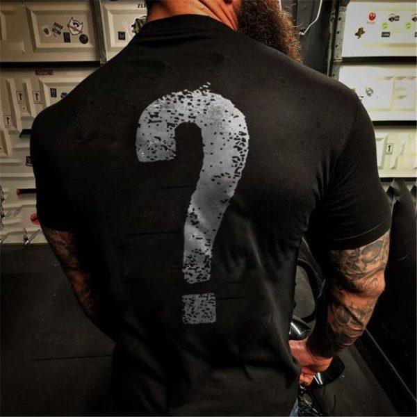 въпрос-фитнес-тениска-хардкор-були-бг