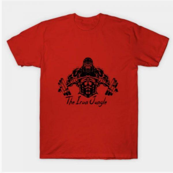 желязна-джунгла-фитнес-тениска-були-бг