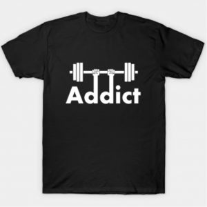 зависим-фитнес-тениска-були-бг