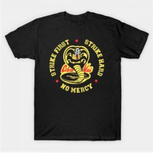 кобра-кай-cobra-kai-тениска-tshirt----------