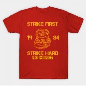 кобра-кай-cobra-kai-тениска-tshirts--