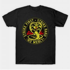 кобра-кай-cobra-kai-тениска-tshirtss-