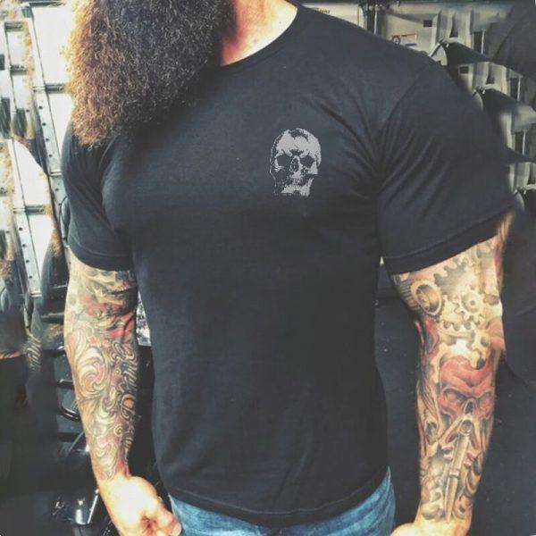 не-се-отказвай-фитнес-тениска-хардкор-були-бг