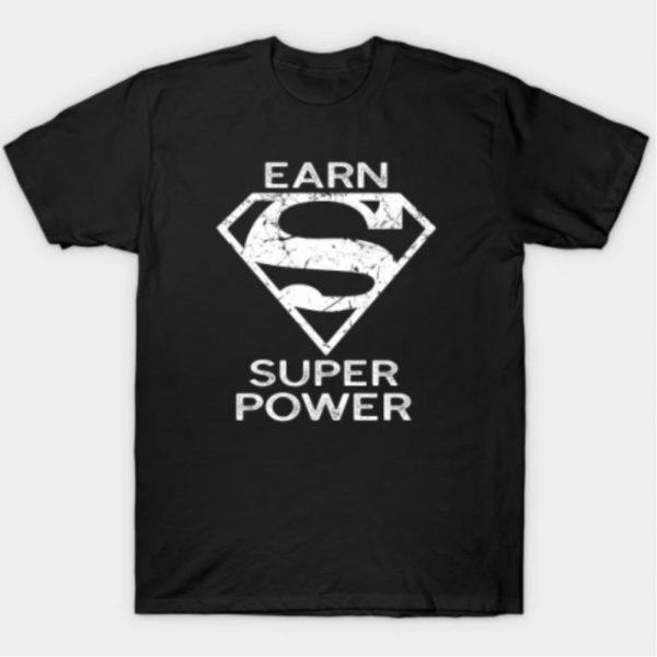 супер-сила-фитнес-тениска-були-бг