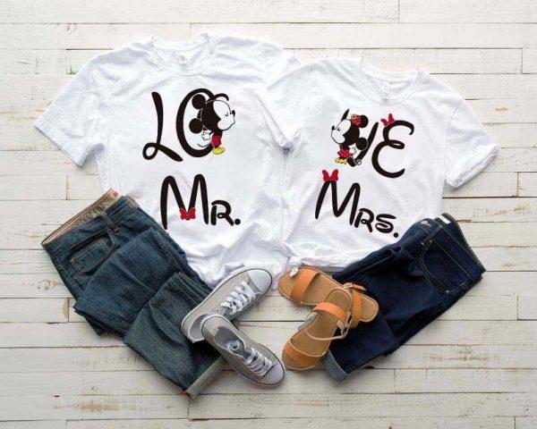 Тениски за двойки Perfect Couple-Copy